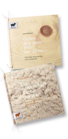 Möbel Meßmer-Broschüre – beide Titelseiten