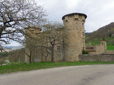 photo du château de la Mothe