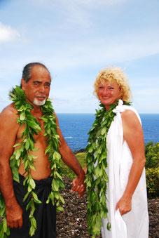 Noelani Marion Naone, Aloha Spirit, Traun, Hawaii
