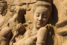 Kinnari-Statue
