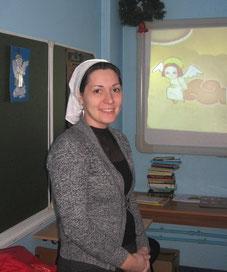 Директор воскресной школы:   Клименко Анна Владимировна