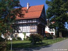 Wanderung am 16.08.2008 mit Heidi u. Küde. Schwänberg 2688, 9100 Herisau, Tel. 071 351 19 16