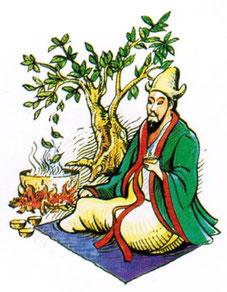 Emperador Chino Shen-Nung.