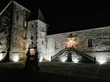 Gites  au Château de Born au coeur du Sud-Ouest