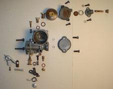 carburateur solex ds