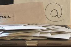 6 Tipps für eine stressfreie E-Mail-Bearbeitung - Ordnung im E-Mail-Postfach