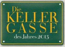 Kellergasse des Jahres 2013