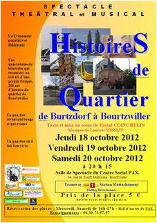 Comment un quartier à envoler en 150 ans, pour devenir le plus grand quartier de Mulhouse.