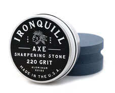Iron and Resin Ironquill Axe Sharpening Stone