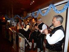 Die Original Waroinger Live beim Bayrischen Abend in der Schweiz