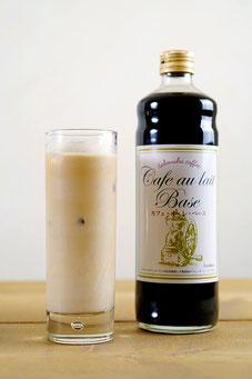 カフェオレベース 加糖タイプ