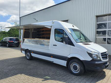 MB-Sprinter  VW Crafter Food Truck