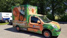Frühstücksmobil, Food Truck, Bäckermobil, Hersteller