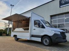 MB-Sprinter Food Truck Hersteller, Gebrauchtfahrzeug