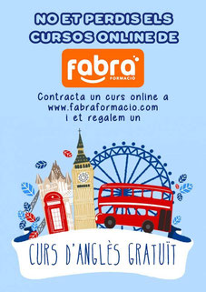 curs fabra formacio angles b1 b2 speaking online