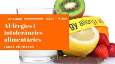 alergia alimentaria intolerancia celiac celiaquia lactosa gluten lleida curs