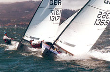Die Europe Damen 1996 in San Francisco, es folgen viele internationale Erfolge!