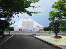 世田谷区総合運動場体育館