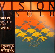 Cordes Thomastik Vision Solo Violon