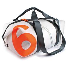 Reisetaschen & Freizeittaschen aus Segeltuch von 360°, 727 Sailbags, NoFish & Canvasco