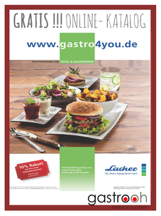 Katalog Lacher gastro4you