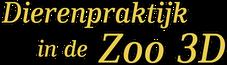 Game Logo My Zoo Vet Practice 3D