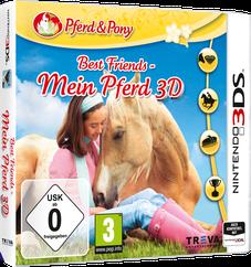 Packshot Mein Pferd 3D