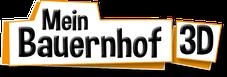 Game Logo Mein Bauernhof 3D