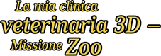 Game Logo My Zoo Vet Practice 3D