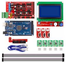 Komplet RAMPS 3D - komponente