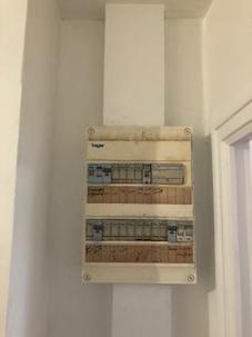Interrupteur différentiel 30mA tableau électrique marseille 13007