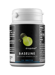 dropshot  Baseline Basische Mineralsalze