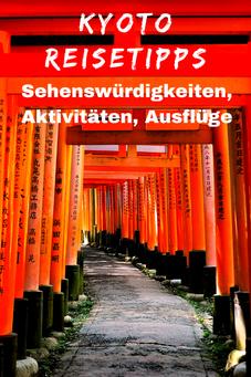 Kyoto Reisetipps Fushimi Inari Schrein