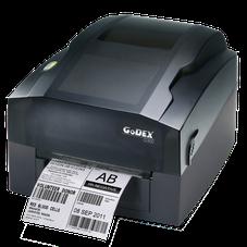 Etikettendrucker Godex G-330 Niesel-Etikett