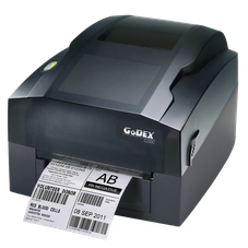 Etikettendrucker Godex G-300 Niesel-Etikett