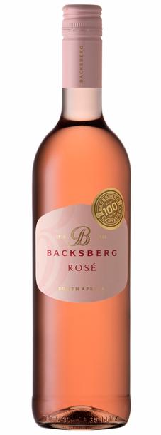 Backsberg Rosé ein herrlicher Sommerwein für jeden Tag.