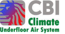 CBI Climate Underfloor Air System and Underfloor Air Conditioning