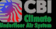 CBI Climate Underfloor Air System and Underfloor Air Conditioning