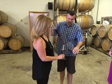 French Oak barrels for Oregon Pinot Noir
