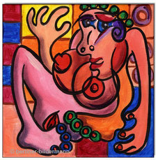 Picasso Style Erotic Art