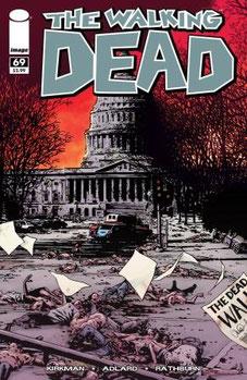 The Walking Dead Comic #69 Español de España