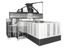 5面加工門形マシニングセンタ「MCR-BV」