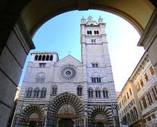 достопримечательности генуи, что посмотреть в Генуе