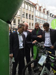 Erfolgreicher Tag der Elektromobilität