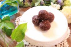 自由ターコイズオーガニックマスカットカカオボール卵乳砂糖不使用