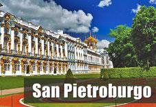 Escursioni a San Pieroburgo