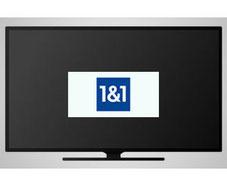 Fernsehen mit dem Kabel TV Anbieter 1 & 1