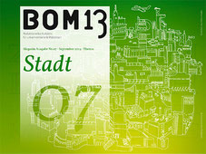 """Bom 13 - Schwerpunkt """"Stadt"""""""