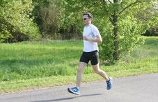 Atmung beim Laufen
