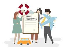 Planning wereldreis-reisverzekering
